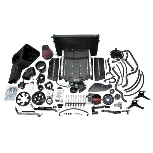 Edelbrock E-Force Stage II Supercharger Kit 2018-19 Ford Mustang 5.0L (No Tune) #153880