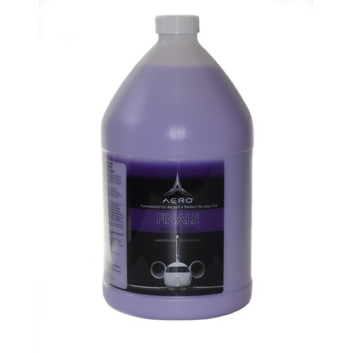 Aero FINALE Interior & Exterior Multi Surface Cleaner - 1 Gallon. Part# 5787