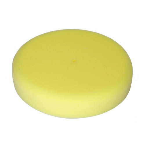 "Aero Revolution Foam 6"" Flat Yellow Foam Pad Part # 8509"