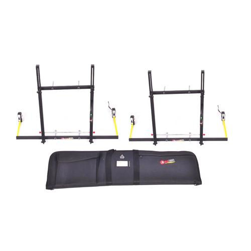 "QuickTrick Alignment Fleet Slide System 15""-21.5"" wheels - DIY Wheel Alignment Kit"