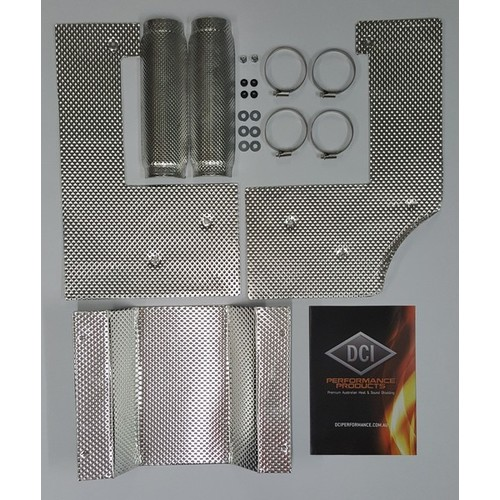 DCI S550 Ford Mustang Heat Shield Kit