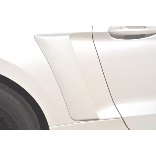 MP Concepts - Rear Quarter Panel Side Scoops - Unpainted