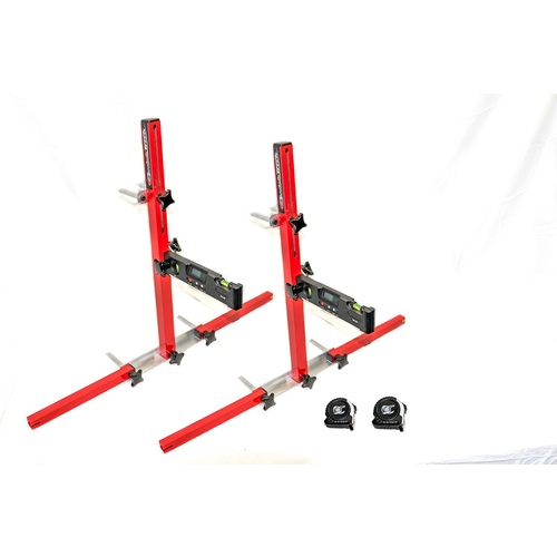 "QuickTrick Alignment Xtreme  17""-22"" DIY Wheel Alignment Kit Pt No 90296"
